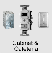 Electrical Accessories in the Cabinet and Cafeteria