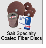 Sait Specialty Coated Fiber Disc