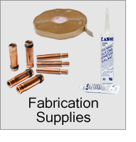 Fabrication Supplies Menu