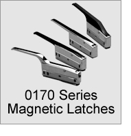 0170 Series Magnetic Latches