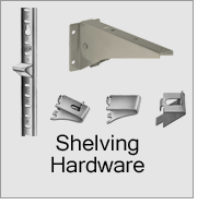 Shelving Hardware Menu