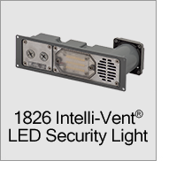 1826 Intelli-Vent LED Security Light