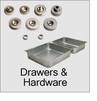 Drawers and Hardware Products Menu