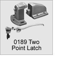 0189 Two Point Latch