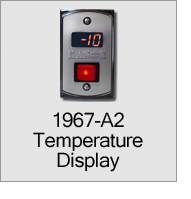 1967-2A Temperature Display and Switch