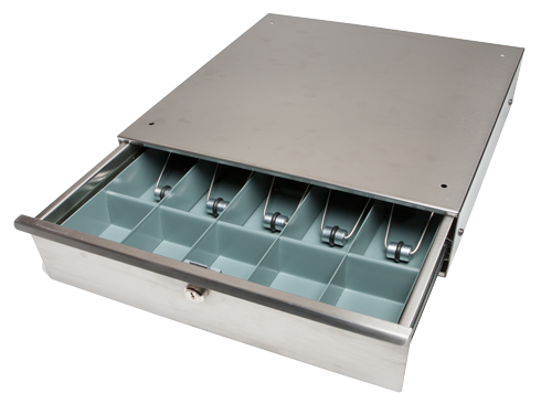Kason Industries 7602 Series Cash Drawer And Currency Tray
