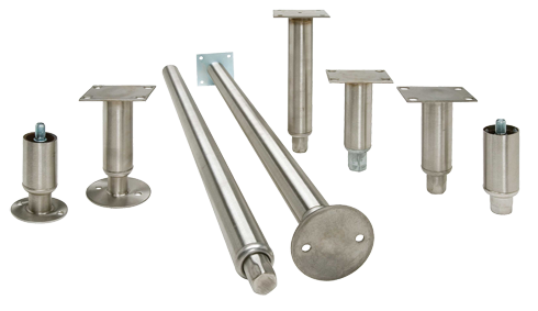 Beau STAINLESS STEEL LEGS
