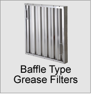 Baffle Type Grease Filters