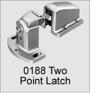 0188 Two Point Latch