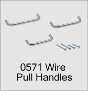 9571 Wire Pull Handles
