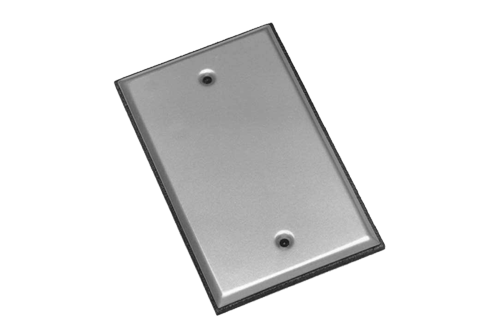 Electrical Cover Plates Gorgeous Kason Industries  Ele1000 Bwf Cover Plate Design Ideas
