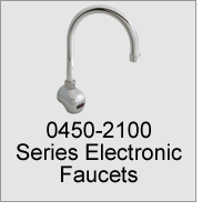 0450-2100 Series Electronic Faucets