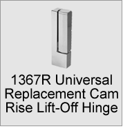 1367R Universal Replacement Hinge