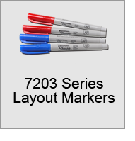 7203 Series Layout Markers