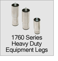 1760 Series Heavy Duty Equipment Legs