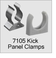 7105 Kick Panel Clamp