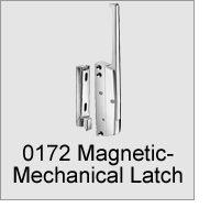 0172 Magnetic Mechanical Latch