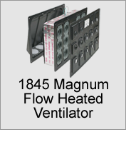 1845 Magnum Flow Heated Ventilator