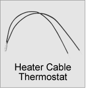 Heater Cable Thermostat
