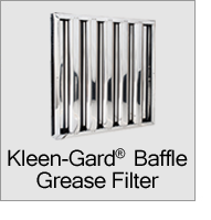 Kleen-Gard Baffle Type Grease Filters