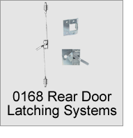 0168 Rear Door Latching Systems