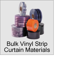 Bulk Vinyl Strip Curtain Materials