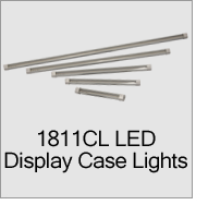 1811CL LED Display Case Lights