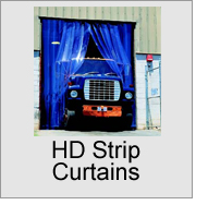 Heavy Duty Strip Curtains